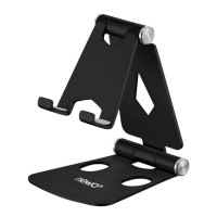 Soporte base celular tablet escritorio ajustable plegable