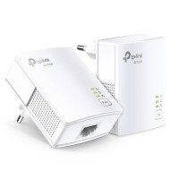 Kit Powerline con puerto Gigabit Mini AV1000 TL-PA7017