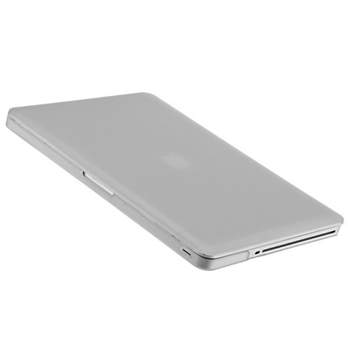 Carcasa Macbook Pro 15 transparente mate
