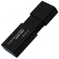 Pendrive 64GB USB 3.0 Kingston Data Traveler