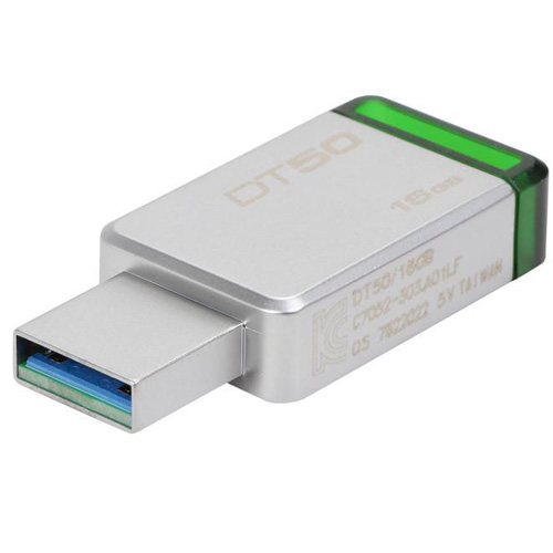 Pendrive 16GB USB 3.1 Kingston Data Traveler