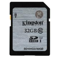Tarjeta SD 32GB Clase 10 UHS-I Kingston