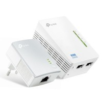 Kit Powerline Wifi AV600 TP-Link TL-WPA4220KIT 100Mbps max