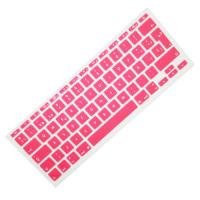 Protector teclado Macbook Air 11 rosado